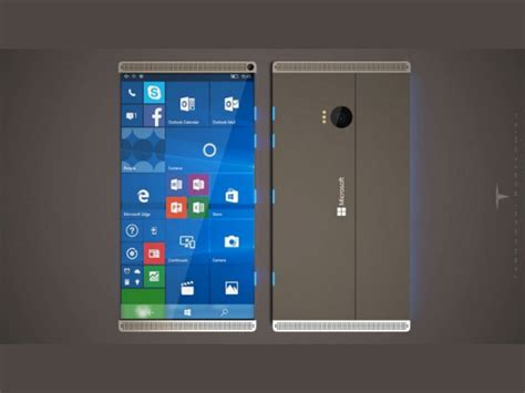 microsoft surface phone concept the upcoming smartphone should be stunner gizbot news