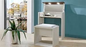 Schminktisch Mit Vielen Schubladen : schminktisch in cremewei modernem design mit spiegel patiala ~ Orissabook.com Haus und Dekorationen