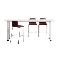 free standing bar table steelcase office contract furniture