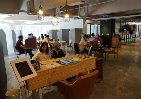 Office Desk Jakarta by Flexi Desk Di Jakarta Voffice Indonesia