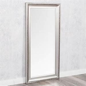 Wandspiegel Silber Antik : spiegel copia 100x50cm silber antik wandspiegel barock 6686 ~ Watch28wear.com Haus und Dekorationen
