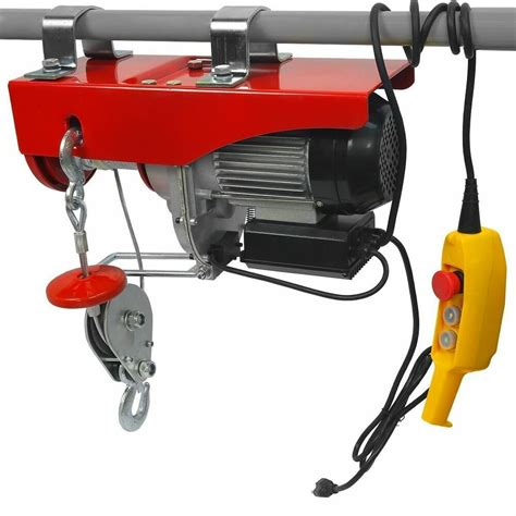 Electric Motor Lift by 2000lb Brand New Electric Motor Hoist Winch Hoist Crane