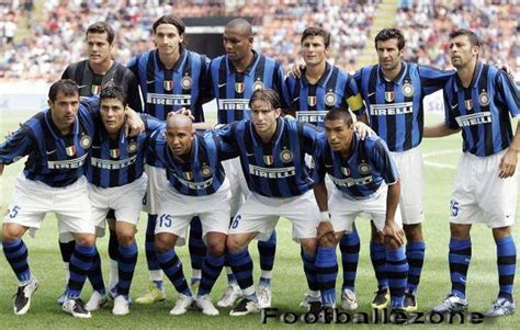 Serie A : History Of Inter Milan - Football Scorers