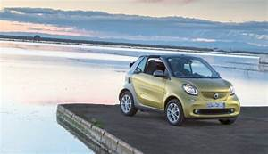 2017 Smart Fortwo Cabriolet Picture   30   Reviews  News