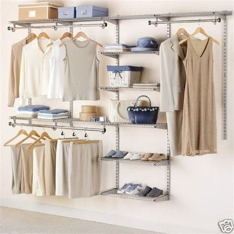 Rubbermaid Portable Closet by Rubbermaid Deluxe Portable Closet Organizer System Hanging