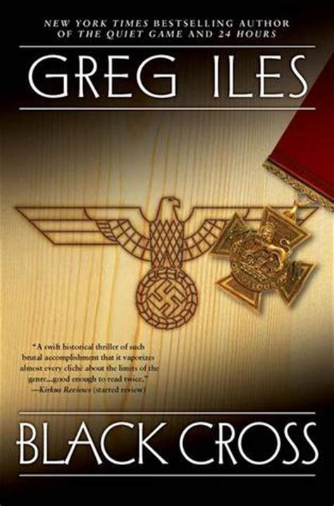 black cross  greg iles reviews discussion bookclubs