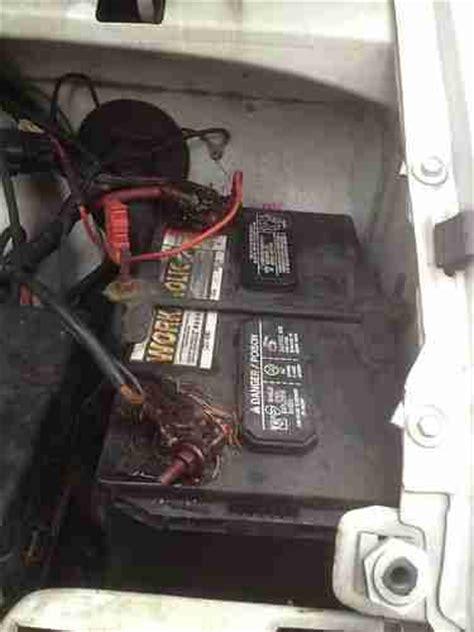 electric and cars manual 1998 dodge ram van 2500 regenerative braking purchase used 1998 dodge ram van b3500 one 1 ton parts or repair in herkimer new york