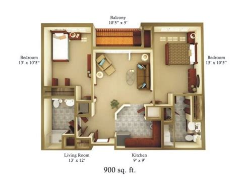 square foot house plans propertymagicbrickscom