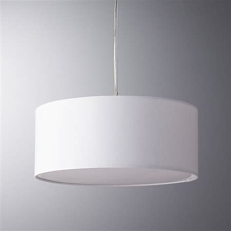 white pendant light cb2