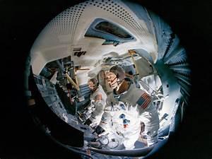 Relive Apollo 9's Moon Lander Test 45 Years Ago Through ...