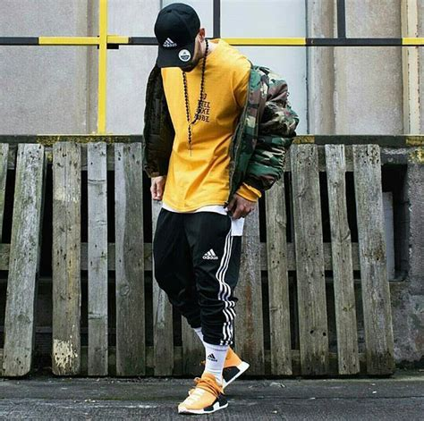 20 best Outfits Adidas Human Race images on Pinterest | Adidas Man style and High street fashion