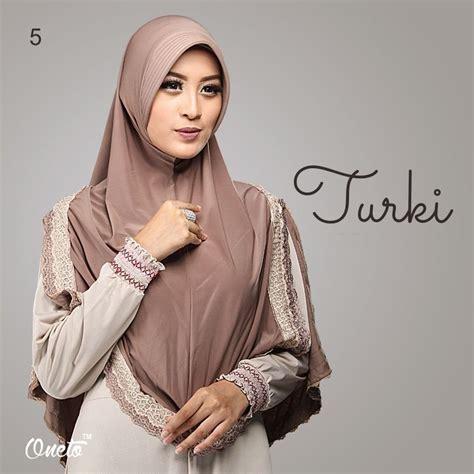 fashion hijab terbaru  hijab instan bergo turki menggunakan bahan jersey zoya halus adem