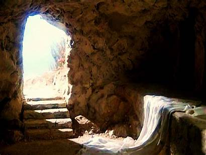 Easter Tomb Empty Emptiness Jesus Resurrection Risen