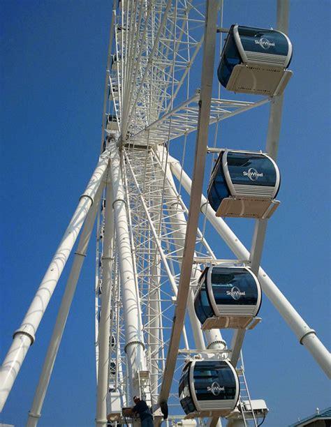 skywheel myrtle beach sky wheel ferris wheel  myrtle