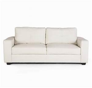 Alan white sofa alan white 696 casual upholstered for White sectional sofa wayfair
