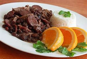 Feijoada, Brazilian Black Bean Stew Recipe — Dishmaps