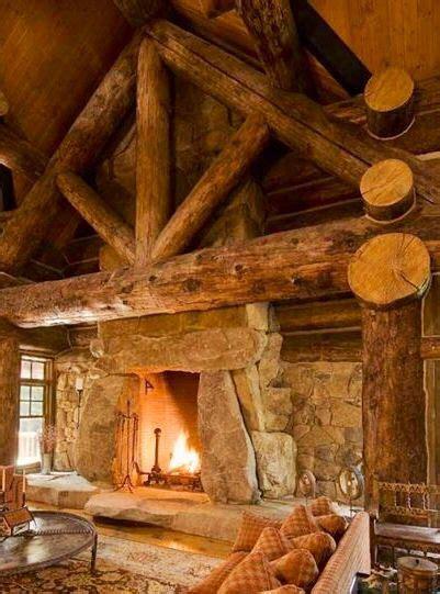 images  log cabin design ideas  pinterest