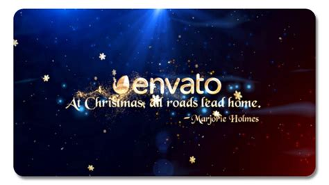 Christmas Wishes After Effects Templates by Christmas Wishes 19159516 After Effects Template Youtube