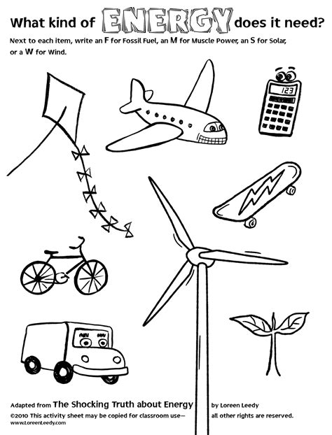 science worksheets for 3rd grade energy what is wind