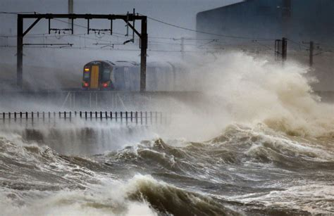 britain warned  severe flooding strong winds  star
