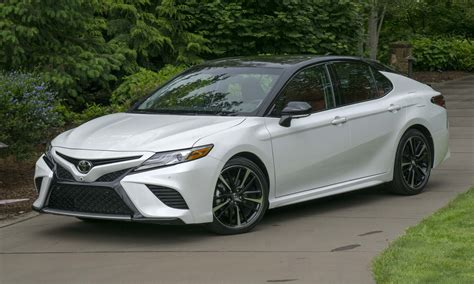 2018 Toyota Camry First Drive Review  » Autonxt