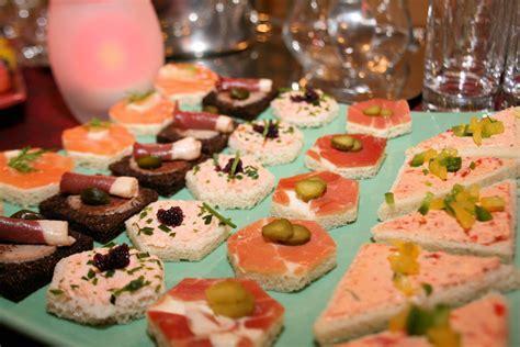 canap駸 traiteur menu buffet mariage traiteur