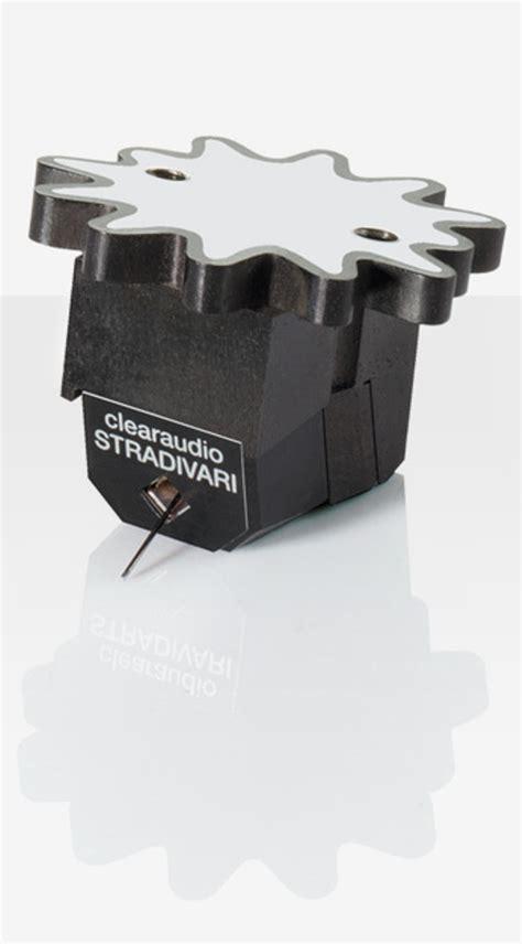 Clearaudio Stradivari V2 Mc Cartridge  Home Media