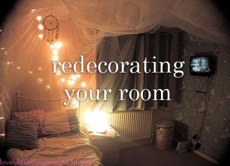 Teenage Bedroom On Tumblr