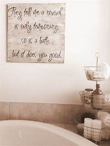 Decorating rustic bathroom wall art ideas why do you
