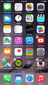 Iphone Apps Aufräumen : ios 8 glitch lets you hide stock apps without jailbreaking ~ Lizthompson.info Haus und Dekorationen
