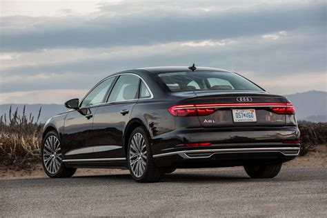 audi a 2019 2019 audi a8 l review almost king of the rings the
