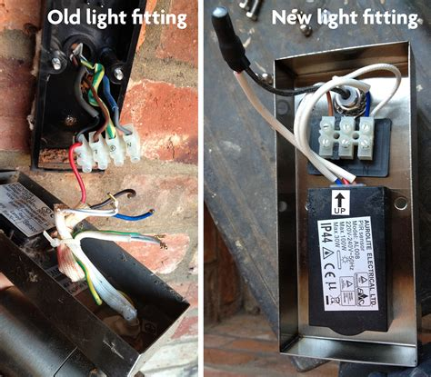 Wiring For Replacement Outside Light Diynot Forums