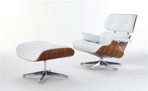 pics for gt eames lounge chair white