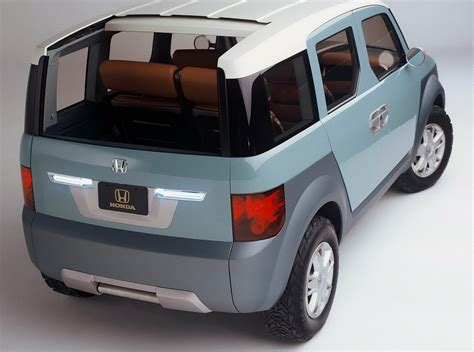 2019 Honda Element Changes And Redesign  2018  2019 Cars