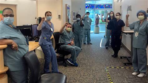 Santa Monica Nurses Suspended for Refusing COVID-19 Care