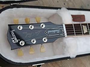 Gibson Les Paul Headstock Break | manchesterguitartech.co.uk
