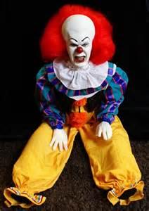 Stephen King It Clown Doll