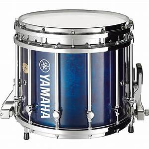 Yamaha Marching Snare Red