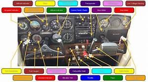 Cessna 152 Cockpit