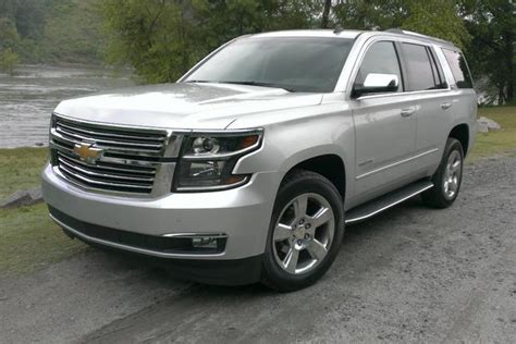 chevrolet tahoe real world review autotrader