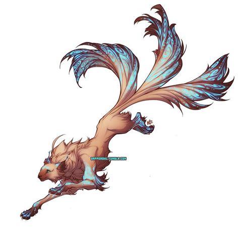 fantasy creature concept art ideen fuers zeichnen