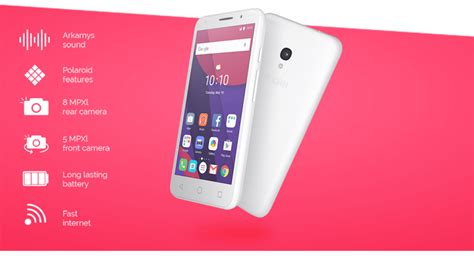 alcatel pixi 4 5 inch price in nigeria review and full specification pricerhub