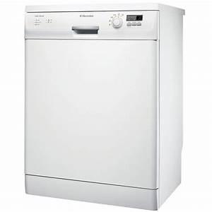 Prix D Un Lave Vaisselle : lave vaisselle blanc electrolux esf65031w anniversaire ~ Premium-room.com Idées de Décoration