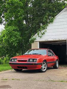 1986 Ford Mustang Notchback, getting a 5.0 soon. : projectcar