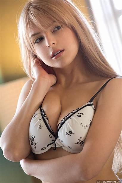 Blonde Teen Gorgeous Stripping Paradise