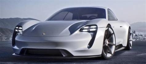 Fully Electric Sports Car by Porsche To Release Its Fully Electric Sports Car