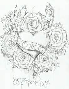 Heart Drawings for Your Girlfriend