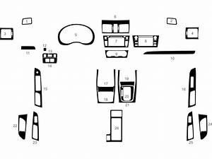 2016 Subaru Impreza Dash Kits