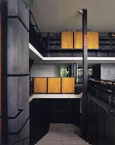Maison De Verre : maison de verre paris pierre chareau stairs railings classic architecture interior ~ Watch28wear.com Haus und Dekorationen