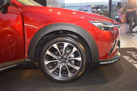 2018 Updated Mazda Cx-3 Launched